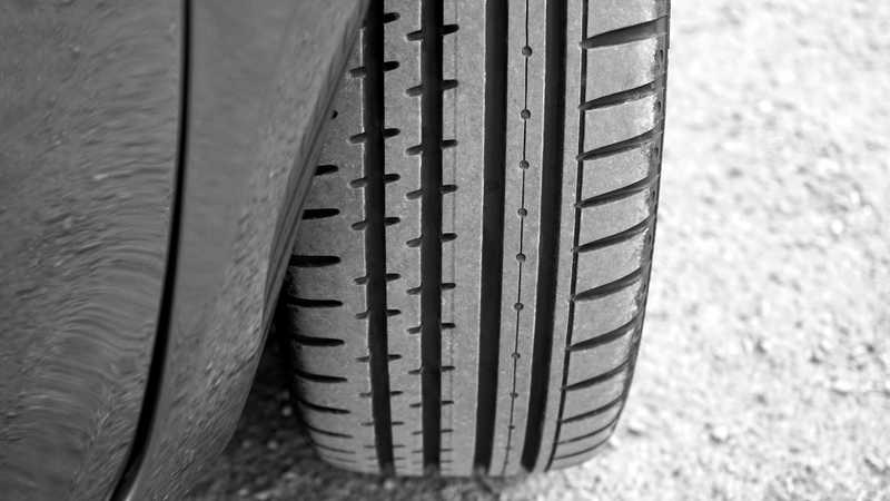 Summer tire pattern